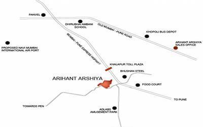 arihant-arshiya-phase-iii-in-khopoli-location-map-1csj