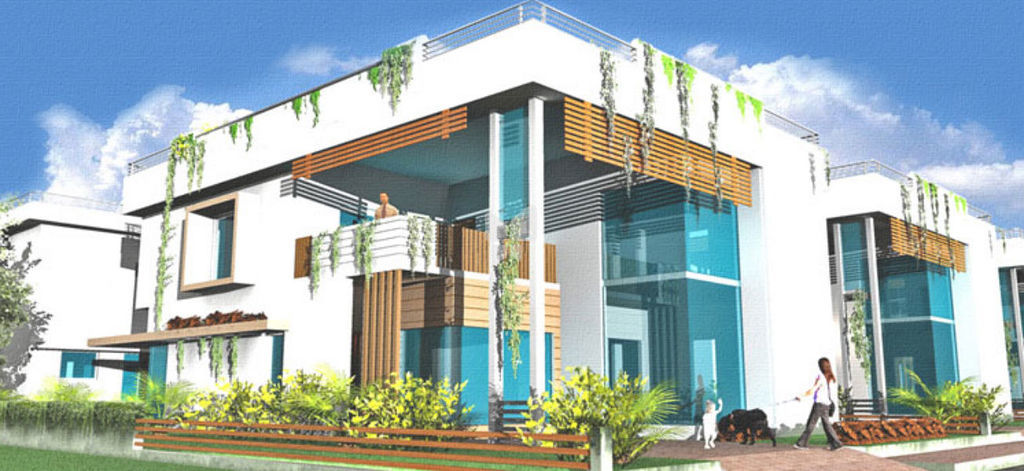 NK Leasing Villa Scapes - Project Images