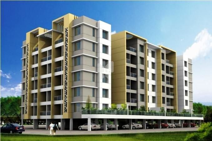 Prakash Viva City - Elevation Photo