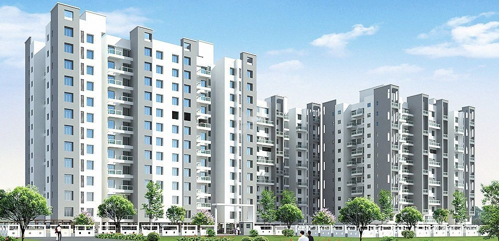 Siddhivinayak Aspiria Apartment - Project Images