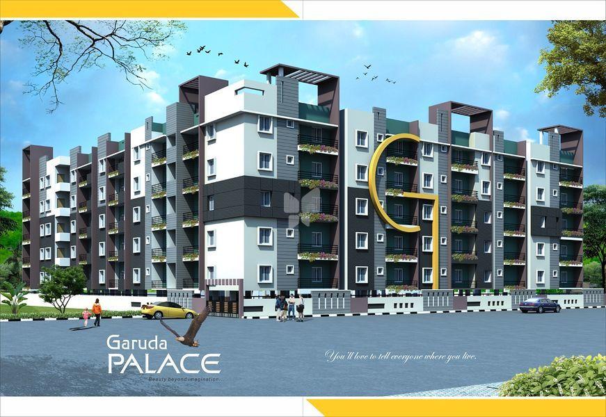 Garuda Palace - Elevation Photo