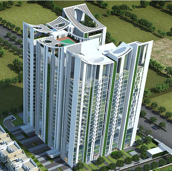 KMV Vivaan Apartment - Elevation Photo