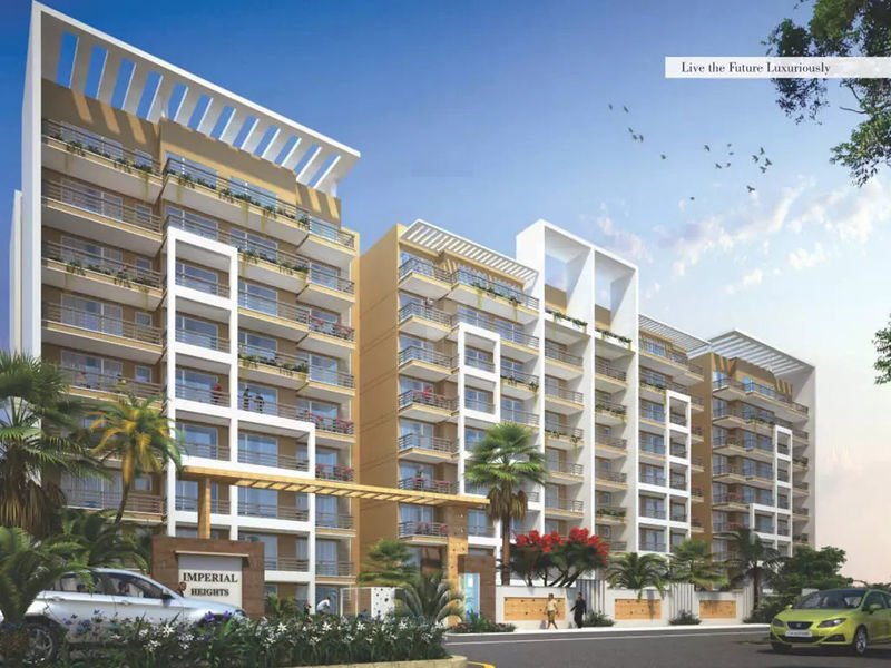 Landmark Imperial Heights - Project Images