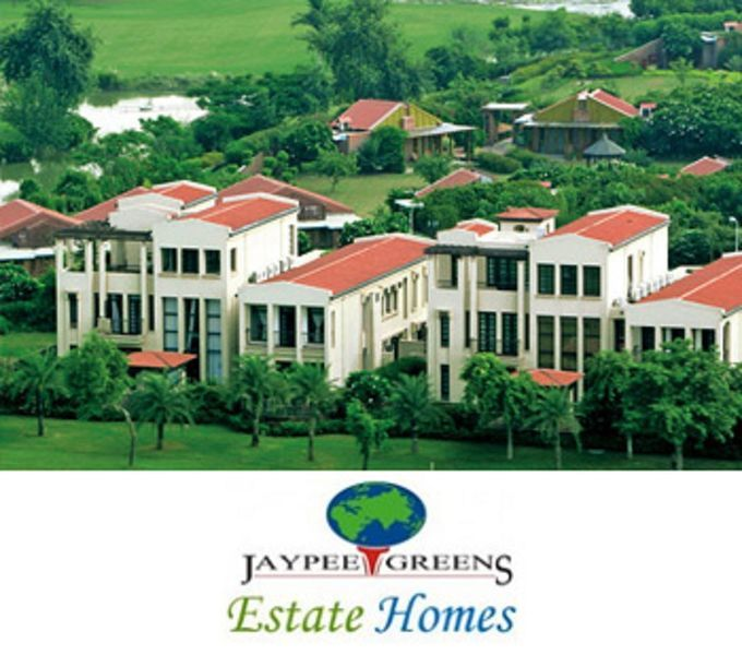 Jaypee Greens Estate Homes - Project Images