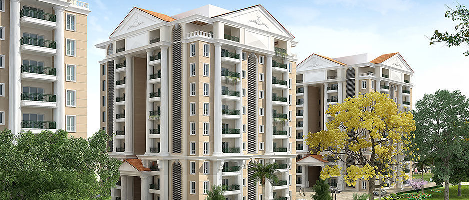 Jain Heights East Parade - Elevation Photo