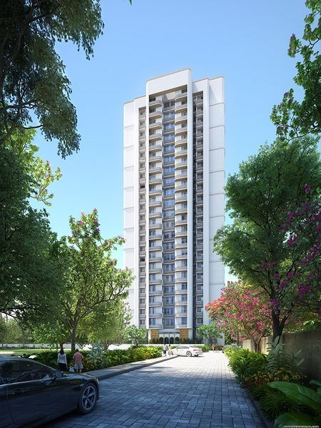 Lodha Codename Move up - Elevation Photo