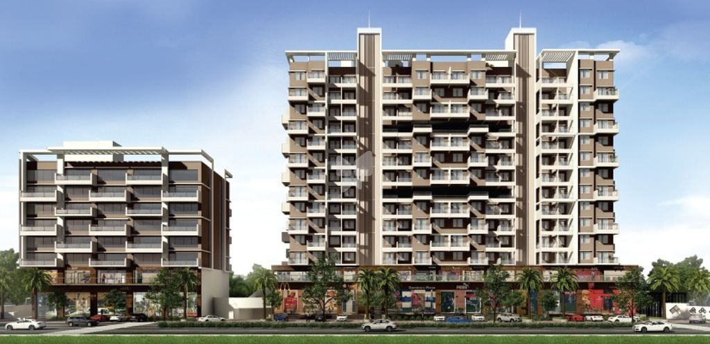 Bhoomi Infracon Allium - Elevation Photo