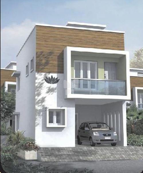 Vishakha Kuberan Villas - Project Images