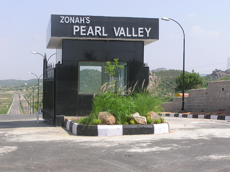 Zonah's Pearl Valley - Project Images