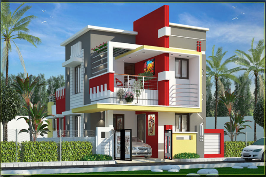 Green Nest Ganapathy Garden - Project Images