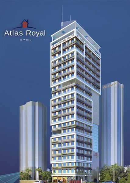 Altas Royal B Wing - Elevation Photo