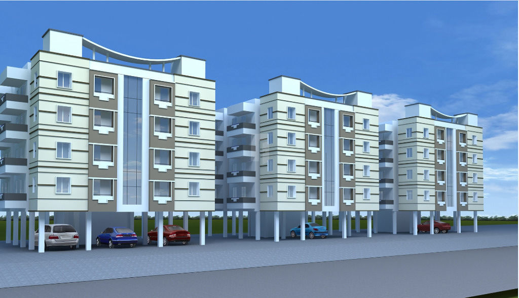 Ashirvaadh Crystal Park - Project Images