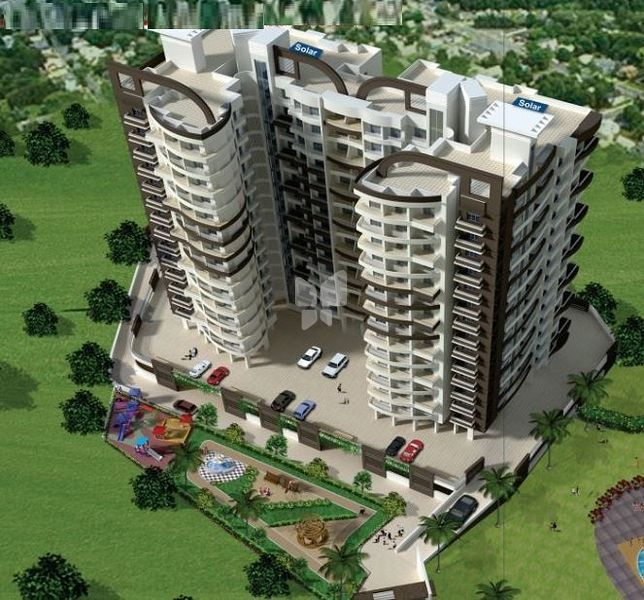 Siddhivinayak Royal Meadows - Elevation Photo