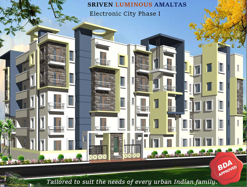 Srivan Luminous Amaltas - Project Images