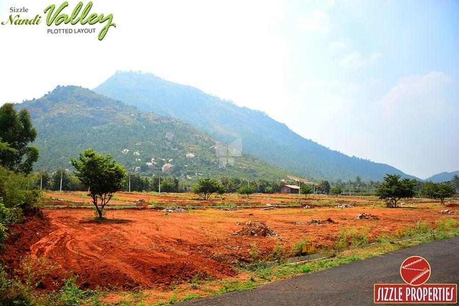 Nandi Valley - Elevation Photo