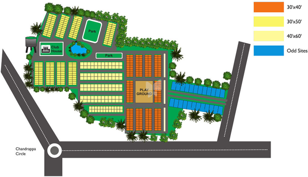 Bricasa Banyan IT City - Master Plan