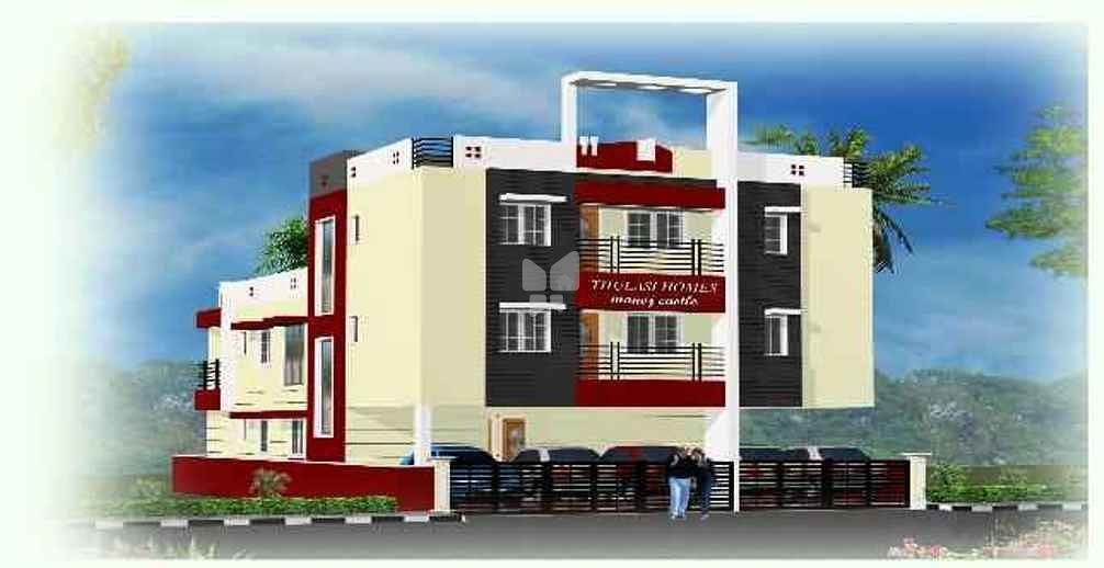 Thulasi Manoj Castle - Project Images