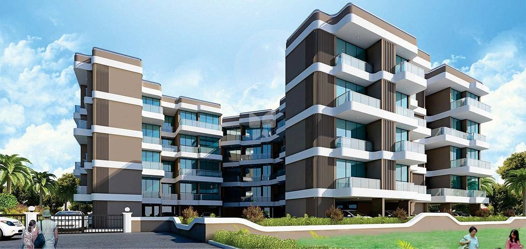 Green Abode Upper Panvel - Project Images