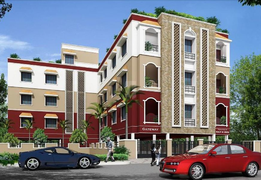Man And Soil Gateway Apartments - Project Images