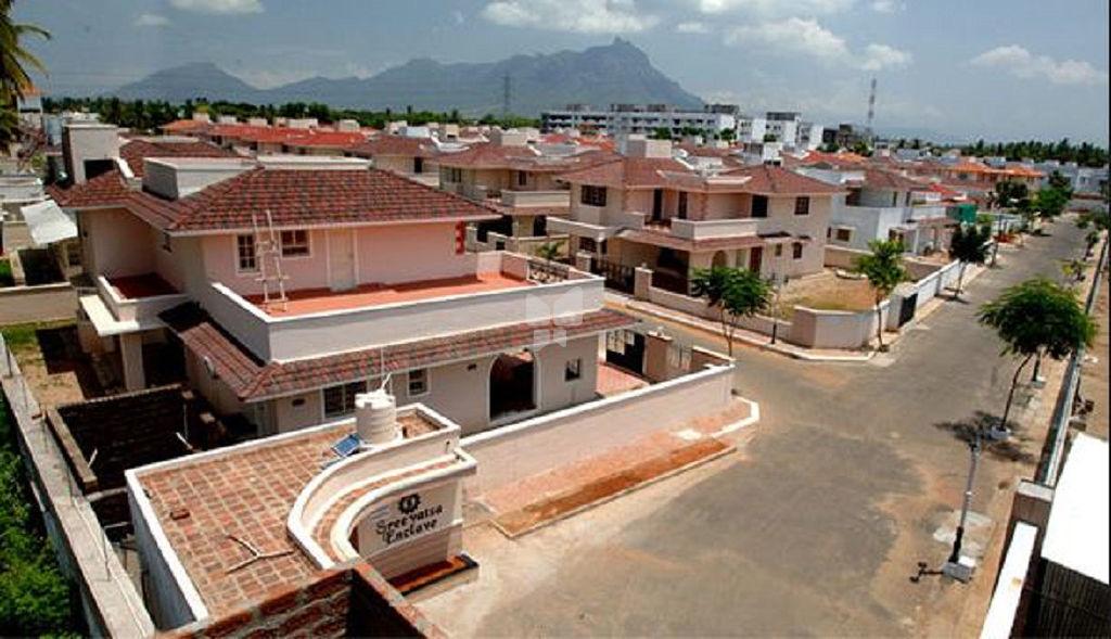 Sreevatsa Enclave - Elevation Photo
