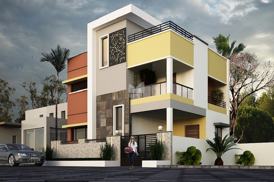 Samkrish Bakkiam Villas - Project Images