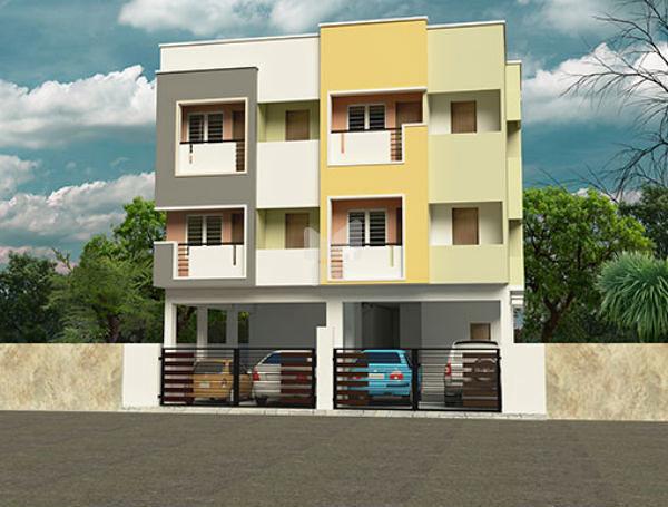 Oyester Sakunthalavanam - Elevation Photo
