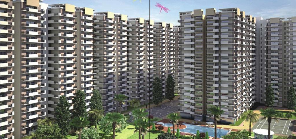 Raj Garden City - Project Images