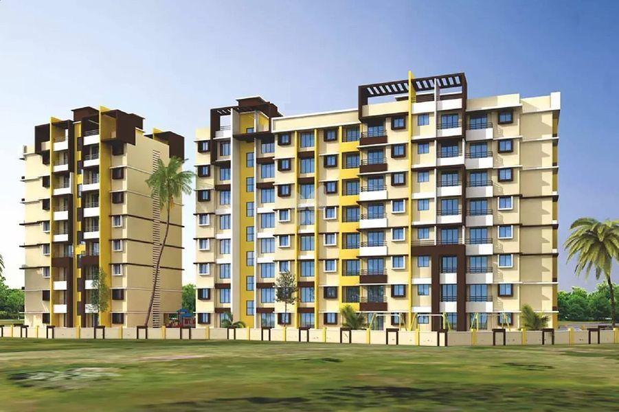 Panvelkar Amrut Vishwa Phase 2 - Elevation Photo