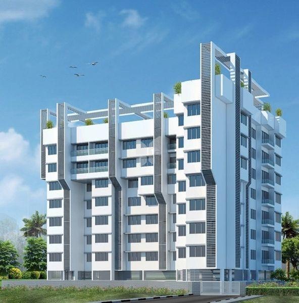 S Raheja Gurukripa - Elevation Photo