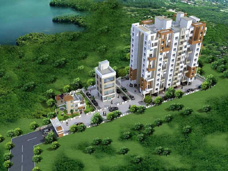 Krushna Lake Wood - Project Images