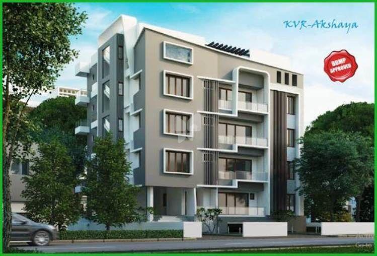 Aarya KVR Akshaya - Elevation Photo