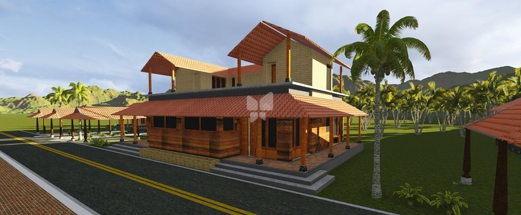 Vruksham Agraharathil - Elevation Photo