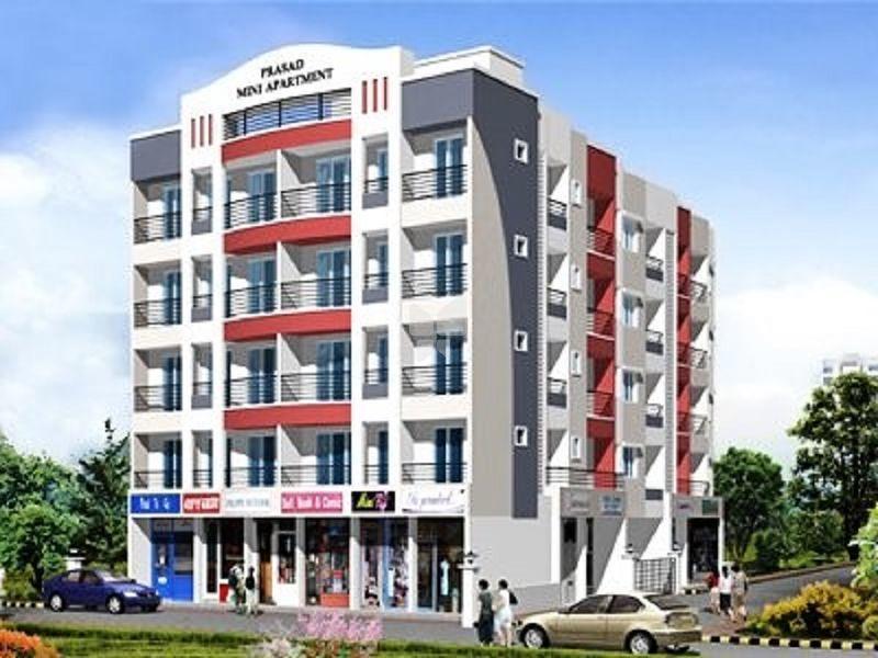 Rangoli Prasad Mini Apartments - Elevation Photo