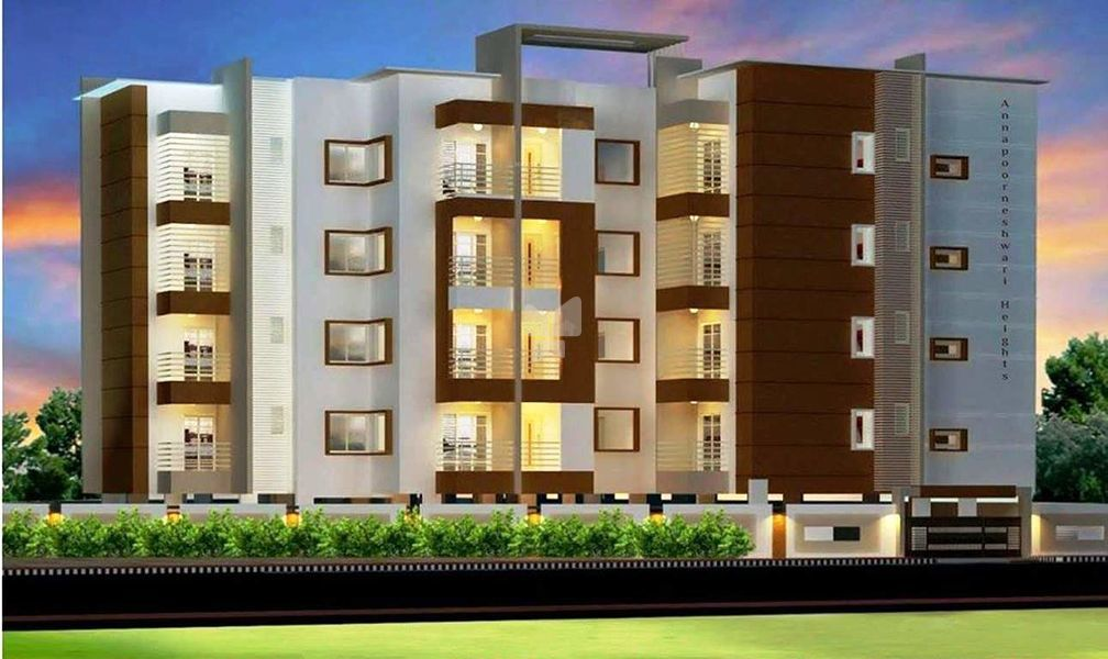 Panchama Annapoorneshwari Heights - Project Images