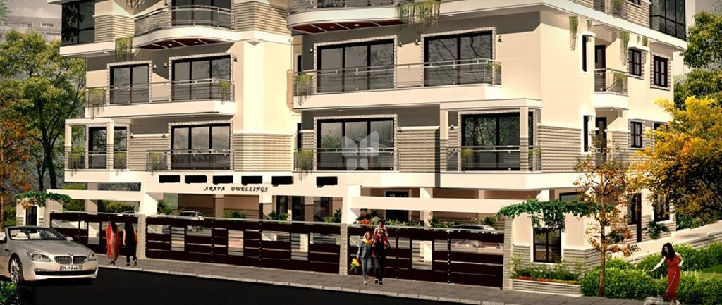 Arafa Dwellings - Project Images