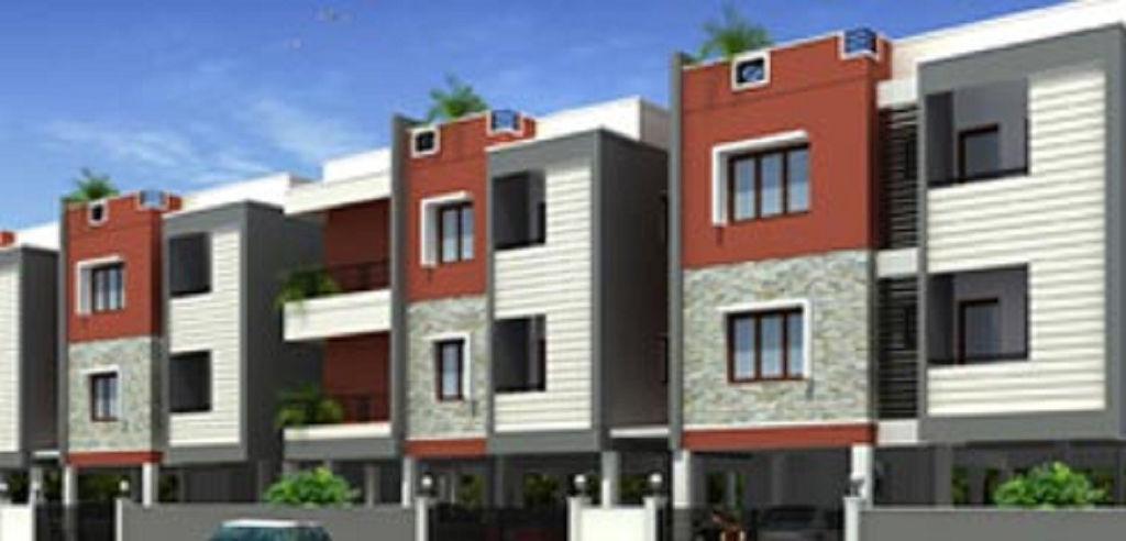 Vishnu Srinivas Avenue - Project Images