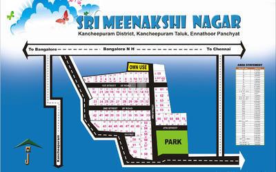 jemi-sree-meenakshi-nagar-plot-in-kanchipuram-master-plan-mzn