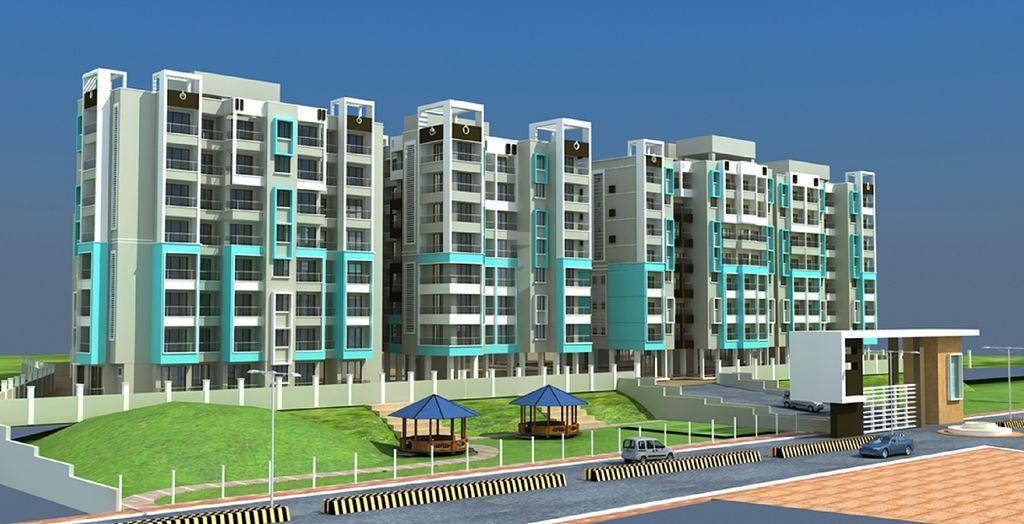 Laxmi Kamal Shankar Heights Phase III - Elevation Photo