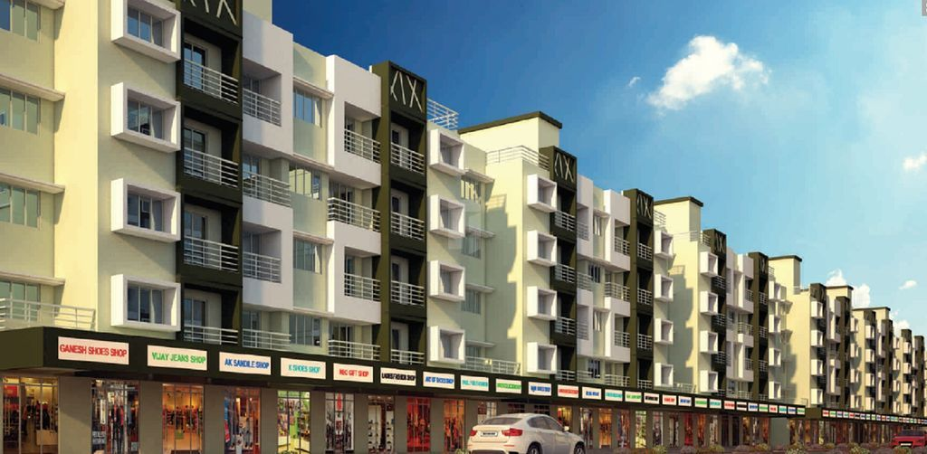 SRK Namo Shivaasthu City - Project Images