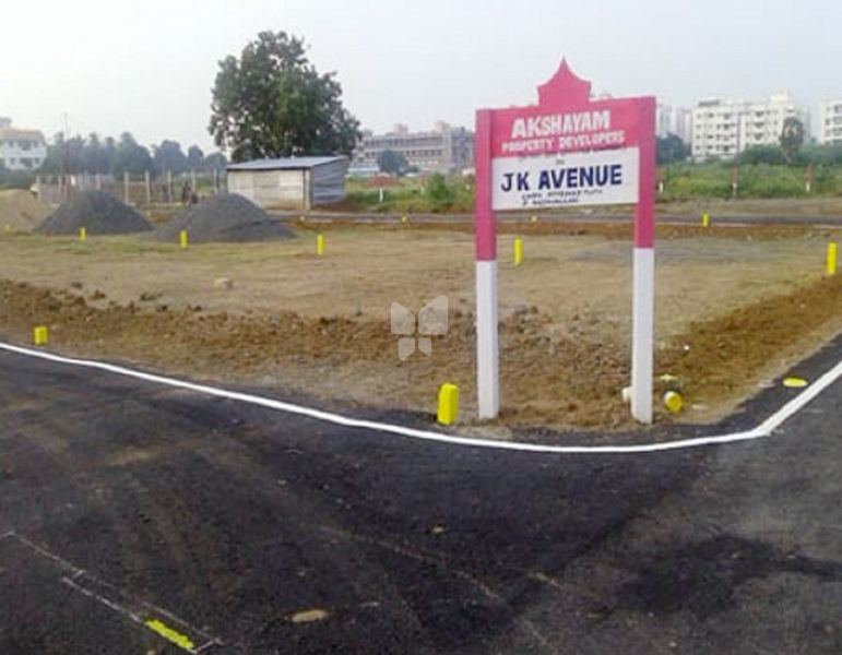 Akshayam JK Avenue - Elevation Photo