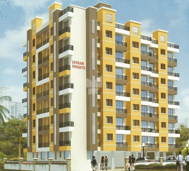 Jayram Heights - Project Images