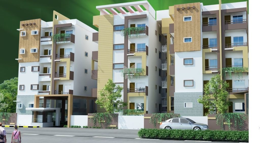 Avani Gardens - Elevation Photo
