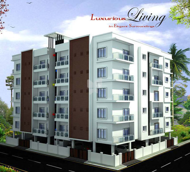 DLR Sabarmati Enclave - Elevation Photo