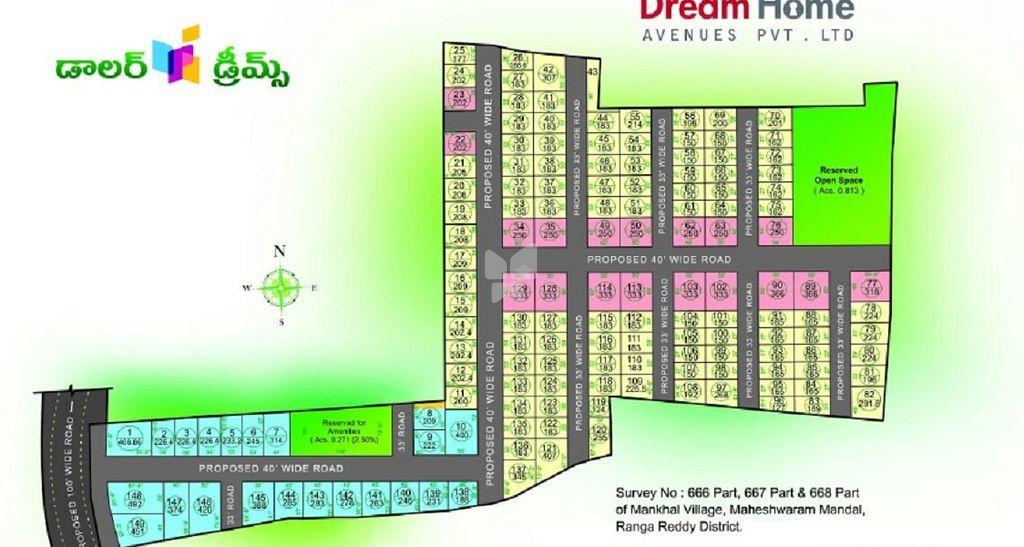 Dollar Dream - Master Plans