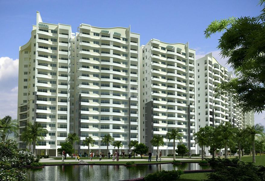 Purva Swanlake - Elevation Photo