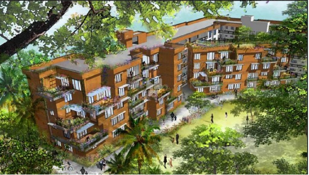 Good Earth Malhar Terraces - Elevation Photo