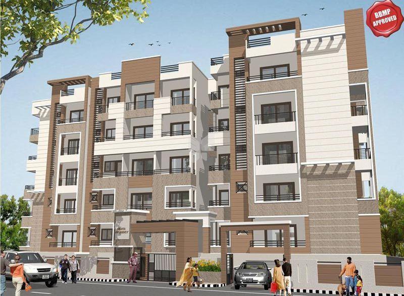 Nishita Residency - Elevation Photo