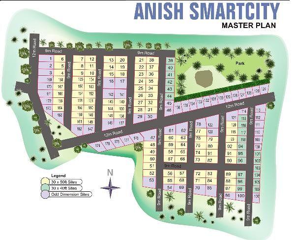 Triangle Anish Smart City - Master Plan
