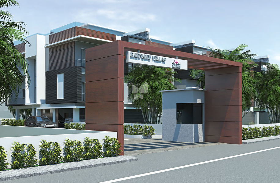 Barnaby Villas - Elevation Photo