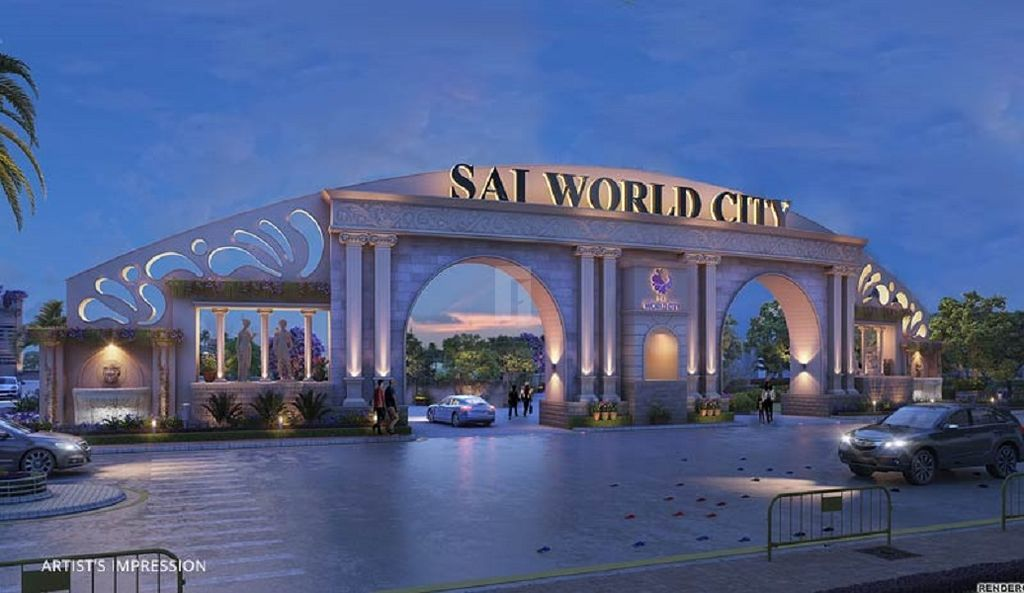 Sai World Empire - Elevation Photo